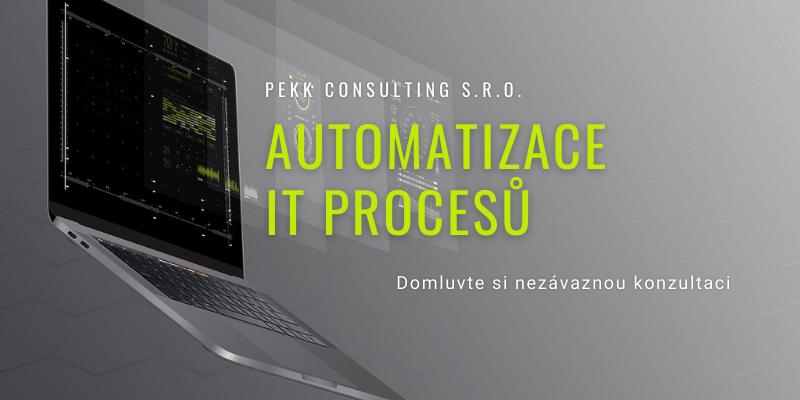 automatizace procesů
