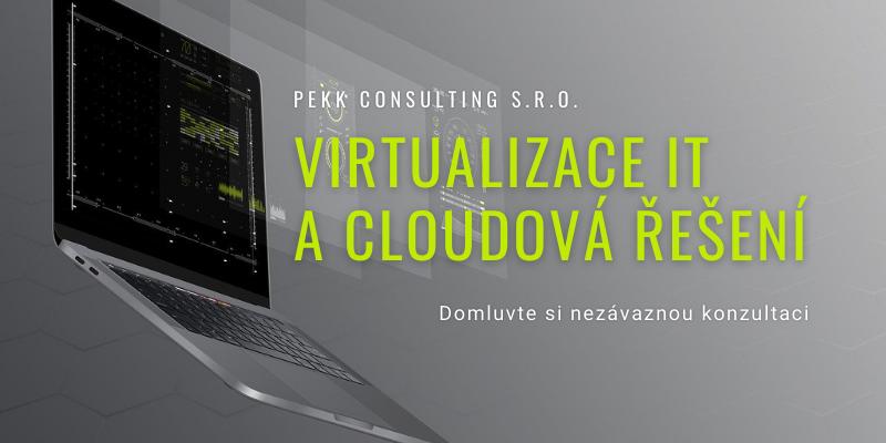 virtualizace IT